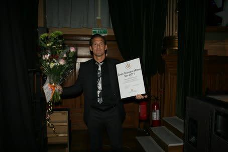 Pris till Varbergs Kurorts hotellchef