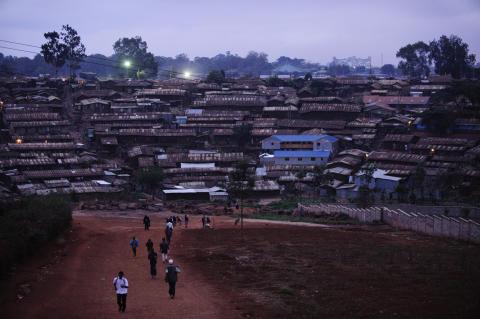 Funk For Life - Kibera