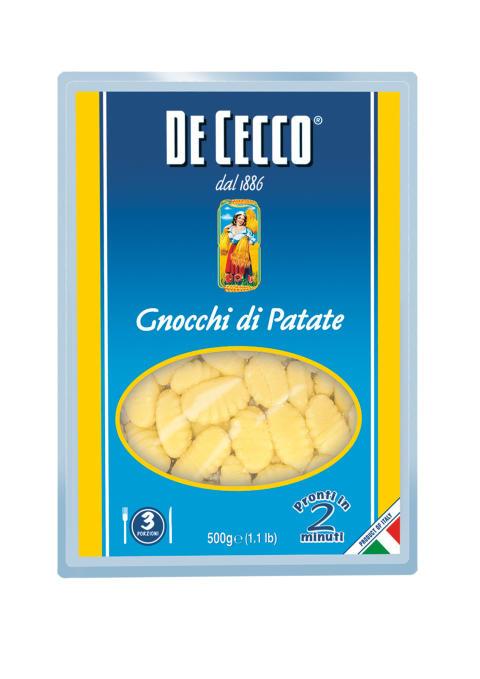 Gnocchi Patate De Cecco