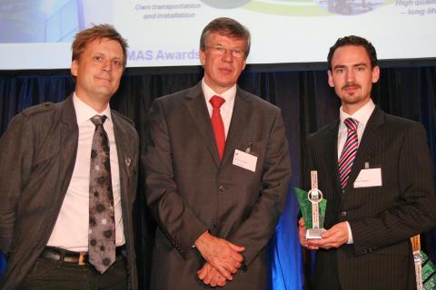 Kinnarps nominerad till fint europeiskt miljöpris