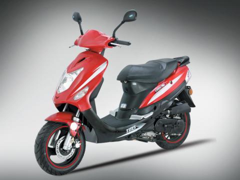 TMS S3 50cc