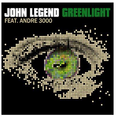 John Legend - Green Light omslag