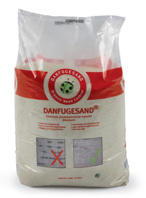 maxit Danfogsand - förpackning