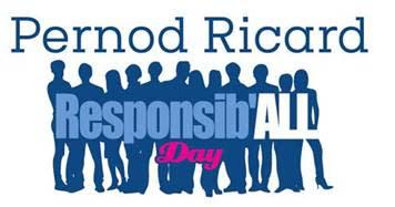 Pernord Ricard kraftsamlar kring ansvarsfullt arbete!