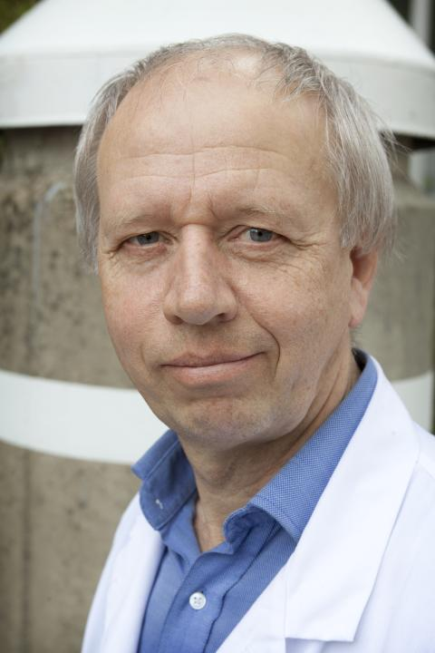 Överläkare Mikael Eriksson, Skånes Onkologiska Klinik