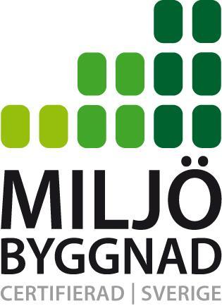 Miljöklassad Byggnad blir Miljöbyggnad – ett prisvärt svenskt miljösystem
