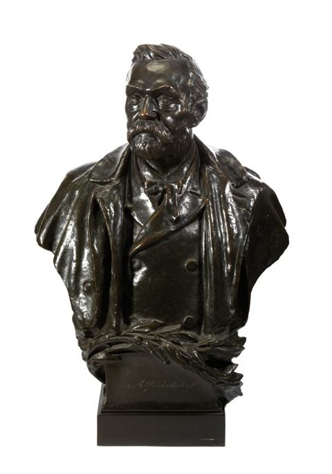 Nobel bust acquired to Nationalmuseum's collections