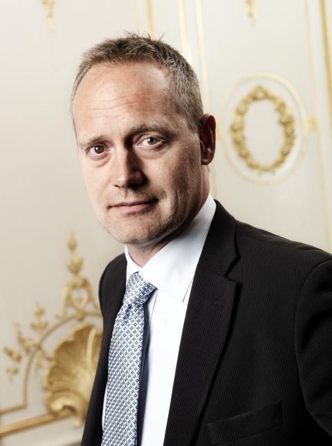 Patrik Andersson, vd, Business Region Göteborg