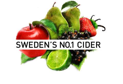 Sweden's no.1 cider