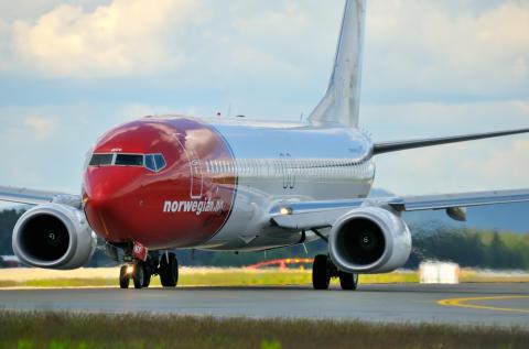 Norwegian fortsätter att expandera i Göteborg – lanserar ny direktlinje till Alicante