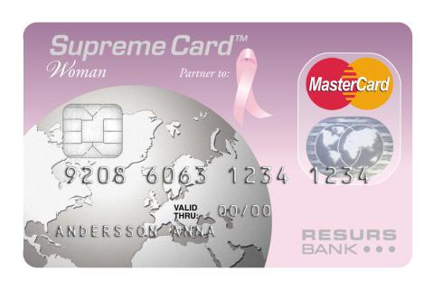 1500 nya, rosa kort på marknaden på knappt två veckor