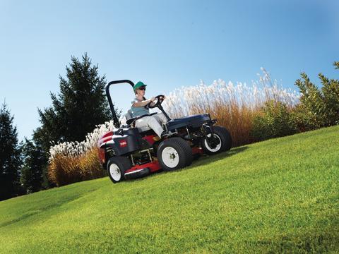 Toro GM 360 sätter helt ny standard!