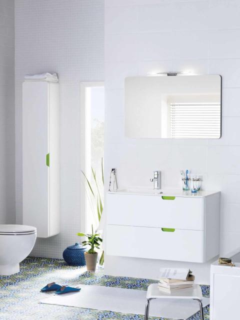 Hafa Lime – designad badrumsserie för hela badrummet!
