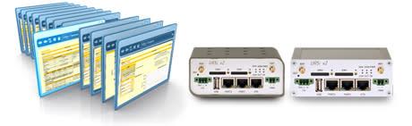 3G router ger turbo till maskiner