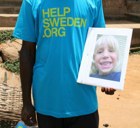 Nio av tio svenskar: Gör världsfattigdomen till huvudfråga under EU-ordförandeskapet
