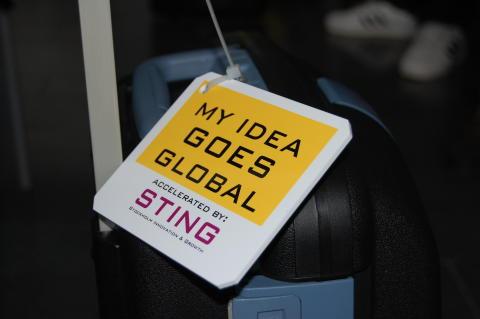 Take Off från affärsinkubatorn STING: Antrad och FlexiClean (3)