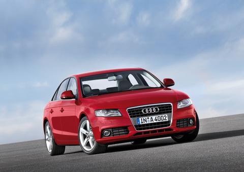 Nya Audi A4 Bild 2