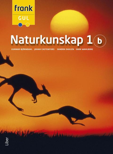 Frank Naturkunskap - nya faktaböcker i naturkunskap