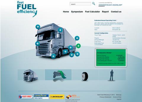 Uusi laskin auttaa kuljetusyrityksiä säästämään rahaa ja vähentämään CO2-päästöjä
