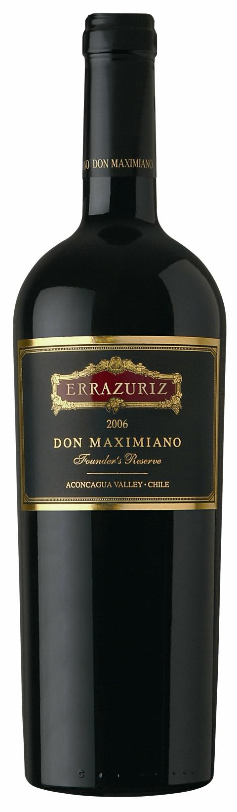 Francisco Beattig, från Viña Errazuriz.  Årets vinmakare i vinlandet Chile!