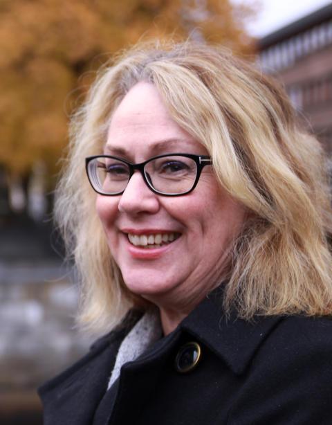 Elisabeth Daunelius tillträder som förvaltningschef