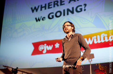 SIME Stockholm 2010 - Josh Williams, founder, Gowalla