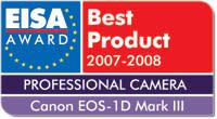 Canon vinner tre prestigefyllda EISA-utmärkelser