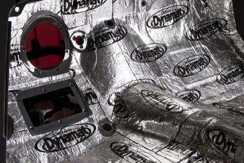 Proffsig ljuddämpning med Dynamat Xtreme – Verktygsboden har produkterna