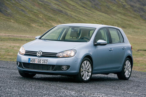Nya Volkswagen Golf, Bild 7