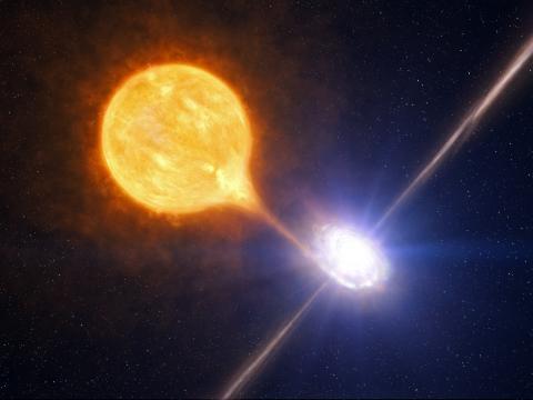 Black holes/Svarta hål 1
