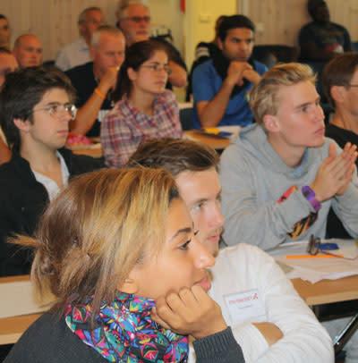 Fryshusandan med Anders Carlberg kommer till Nacka för att inspirera och sprida förebyggande metoder för arbete med och för ungdomar