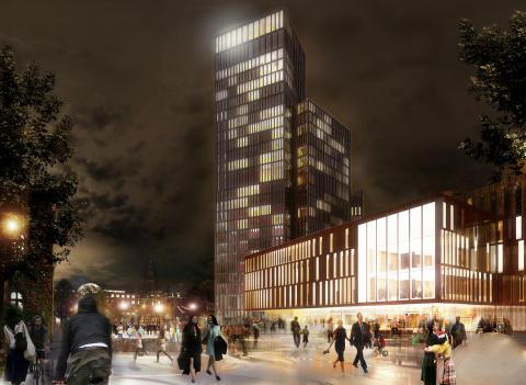 Stor kongress bokad till Malmös nya Kongress- och konserthus