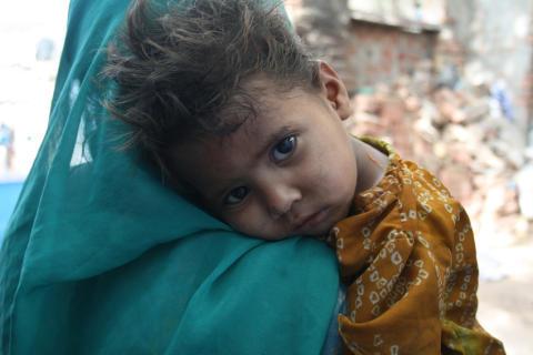 Skenande matpriser hotar miljoner barns liv och utveckling