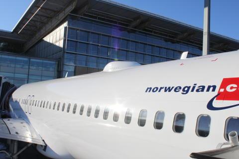 Norwegian first with in-flight WiFi on European flights