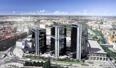 Gothia Triple Towers