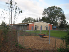 Invigningen av Junibackens förskola i Husie