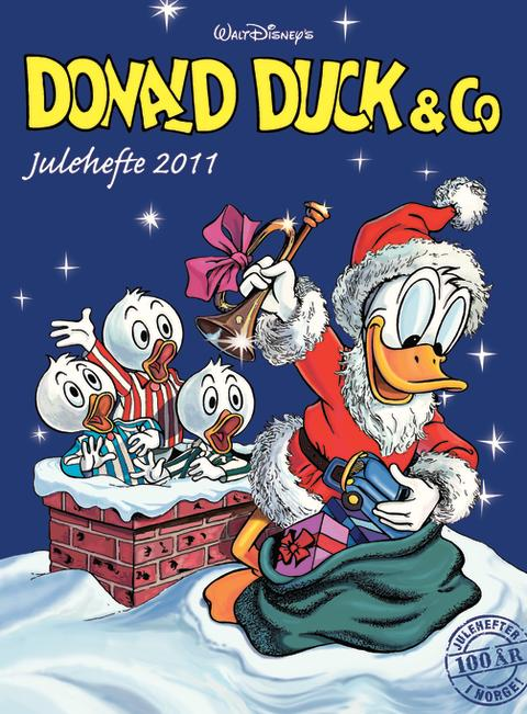Donald Duck & Co Mandelgaven
