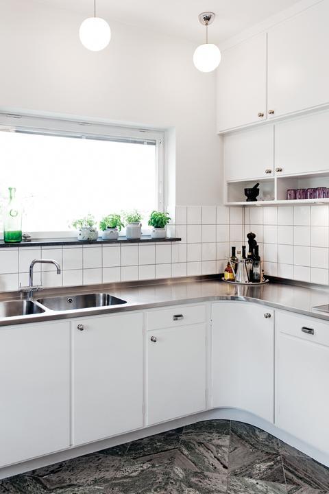 Byggfabrikens måttbyggda kök - Funkis