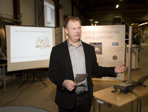 Utvecklingsprojekt vid LTU hjälper företag i Norr