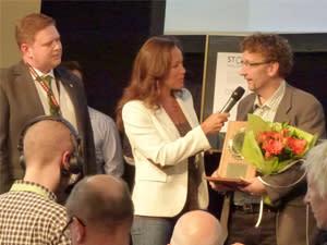 Swegon wins Big Indoor Climate Award