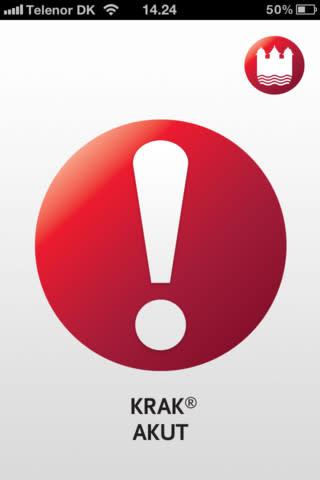 Ny app hjælper dig, når uheldet er ude