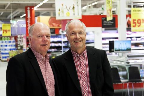 Tar vara på affärsmöjligheter i hemorten- Bröderna från Alingsås investerar halv miljard i nytt köpcentrum
