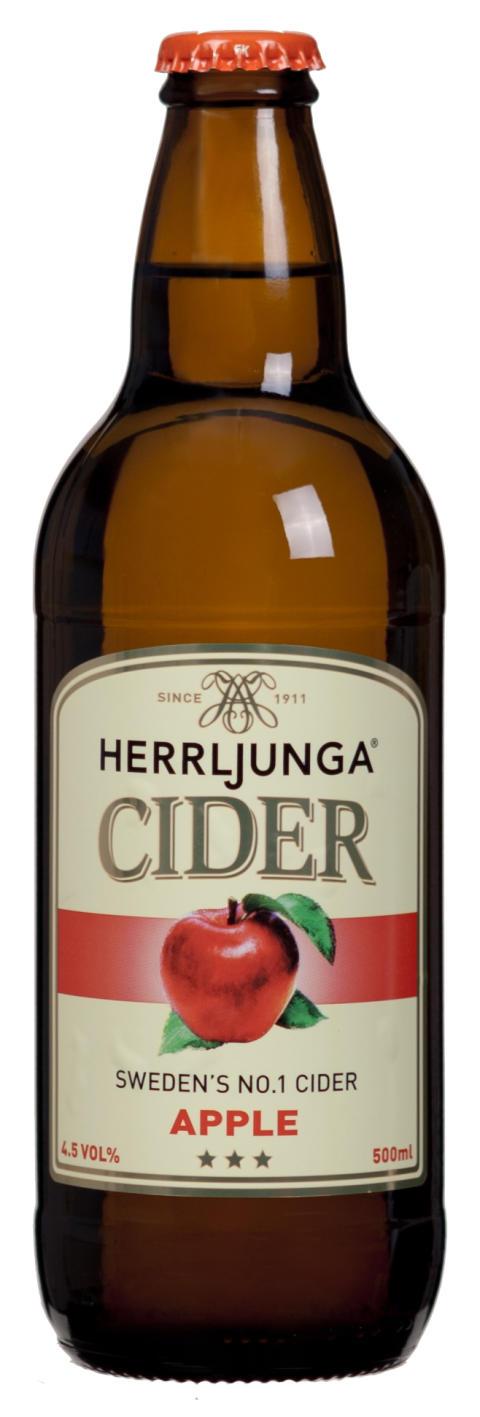 Herrljunga Cider Apple