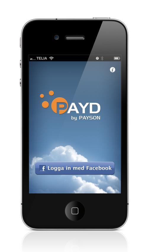 Payson först med mobila betalningar via Facebook