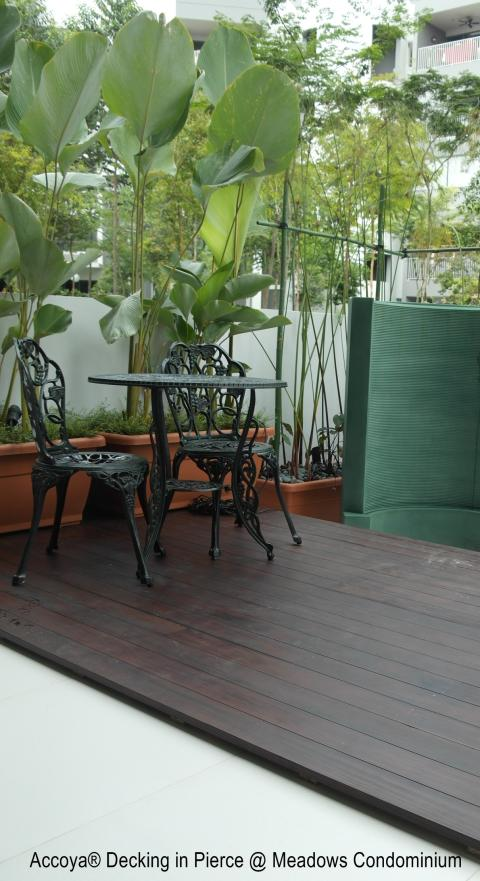 Evorich Flooring Tips: How to Maintain Your Outdoor Decking?