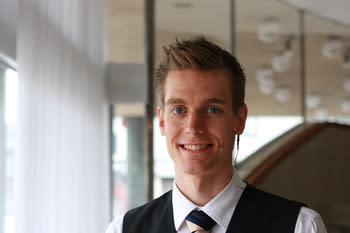 Martin Björgell nominerad till Årets Affärsnätverkare 2012!