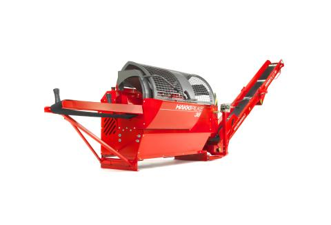 Nya generationens vedmaskin från Trejon och Hakki Pilke