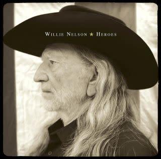 78-årige Willie Nelson släpper nytt album