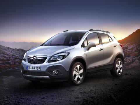 Opel Mokka: Redan mer än 25 000 order