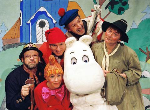 I Mumindalen – en musikalisk resa i Tove Janssons förtrollande värld 12 februari 13.00